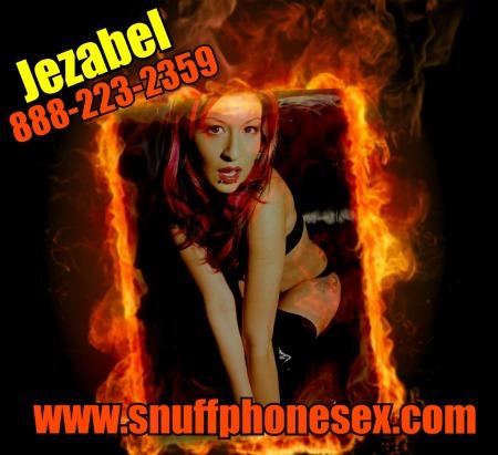 Snuff phone sex 1