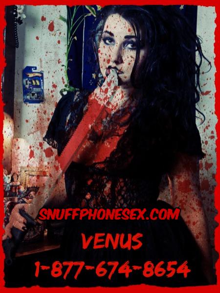 bloody phone sex
