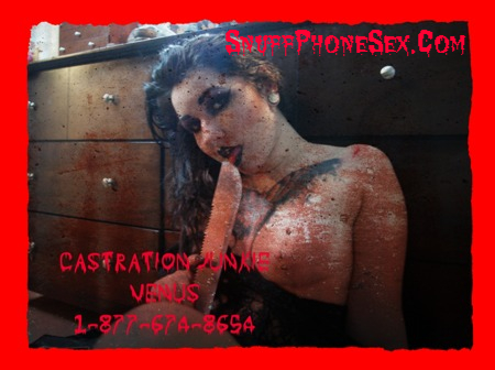castration phone sex