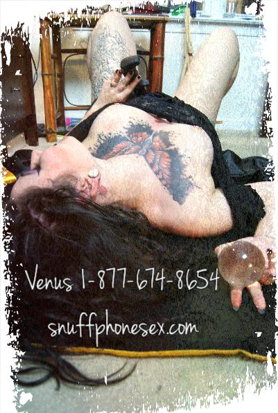 snuff phone sex