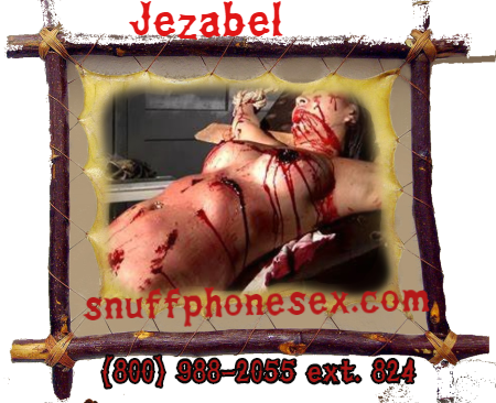 Mutilation phone sex