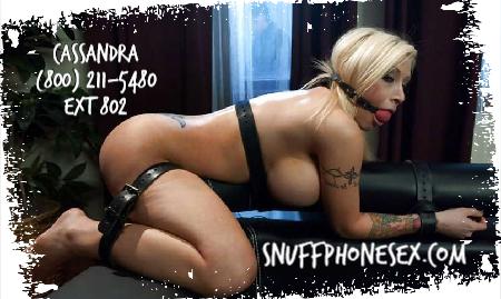 bondage phone sex